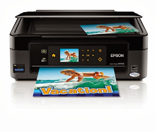Epson Stylus NX430 Printer Dengan Teknologi Wireless