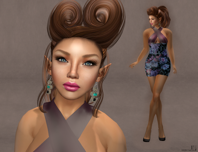 Second Life Free Fashion Review