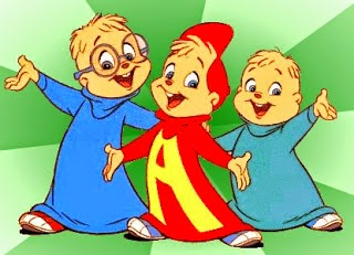 Over bandnaam Alvin and the Chipmunks - cartoon series
