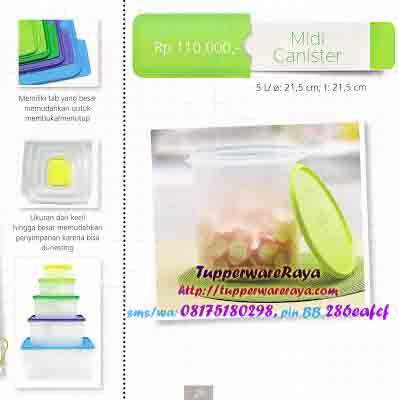 Katalog Tupperware Indonesia Promo Maret 2013