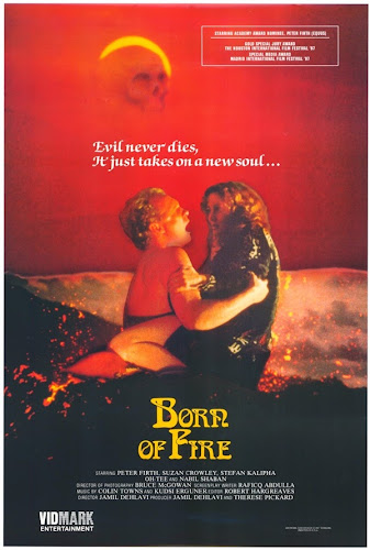 Poster Of Born of Fire 1987 Full Movie Download 300MB In Hindi English Dual Audio 480P ESubs Compressed Small Size Pc Movie