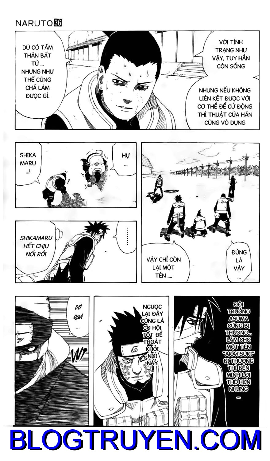 Naruto - Chapter 326 - Pic 3