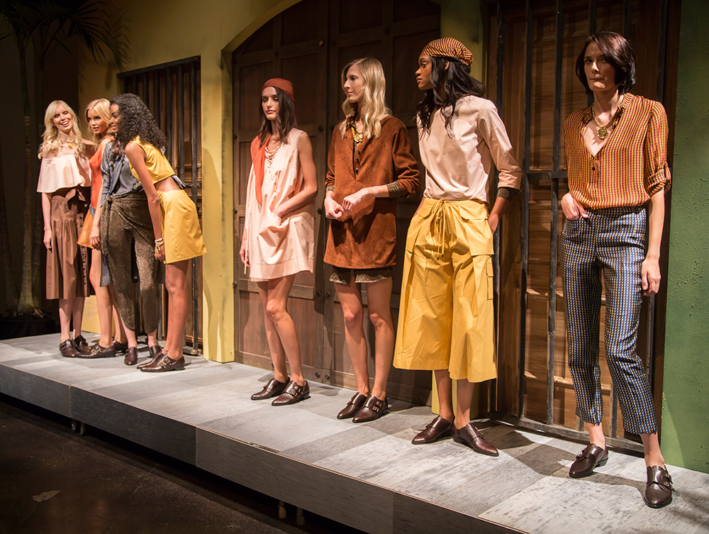 Hanley Mellon Spring Summer 2016 Presentation- New York Fashion Week