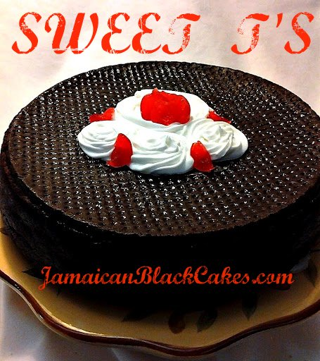 how to make jamaican rum cake