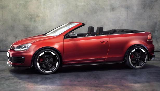 2011 Volkswagen Golf GTI Cabriolet