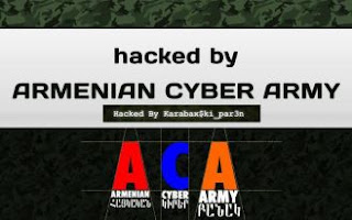 hacked hacker armenian cyber army sumgayit sumqayit massacre genocide 1988
