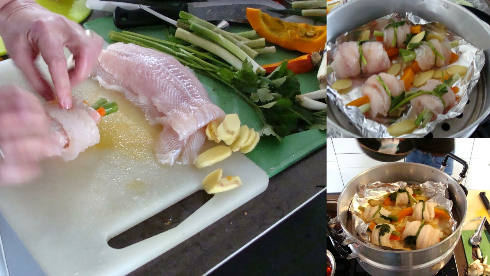 Workshop low fat Thais eten