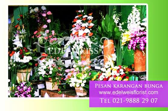 toko bunga di daerah jakarta barat