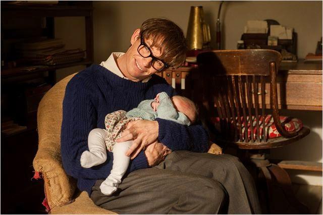 """Eddie Redmayne en """"La teoría del todo"""""""