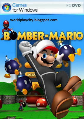 Bomber Mario Free Download PC Game