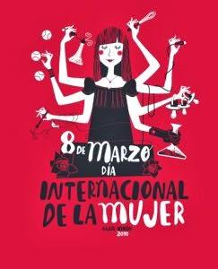 Frases De Feliz Día Internacional De La Mujer: 8 De Marzo Día Internacional