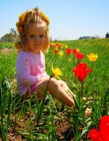 и Лилия - 3 годика