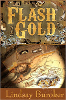 Blog Tour: Giveaway: Flash Gold by Lindsay Buroker