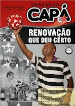 Revista de Prestação de contas do Vereador Capá