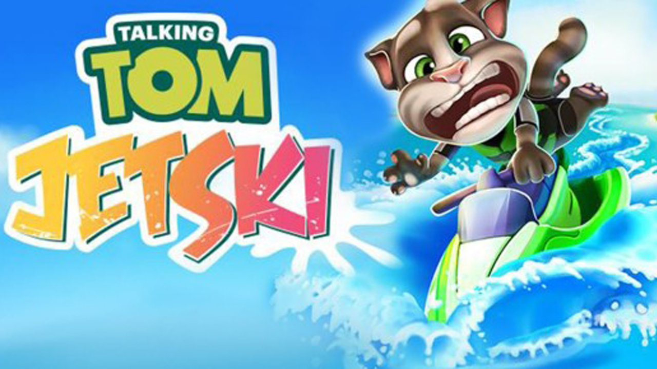 Talking Tom Jetski Gameplay IOS / Android