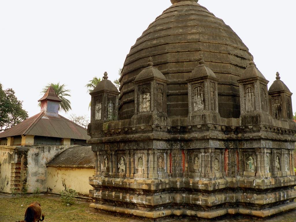 Ashwaklanta Temple, Assam