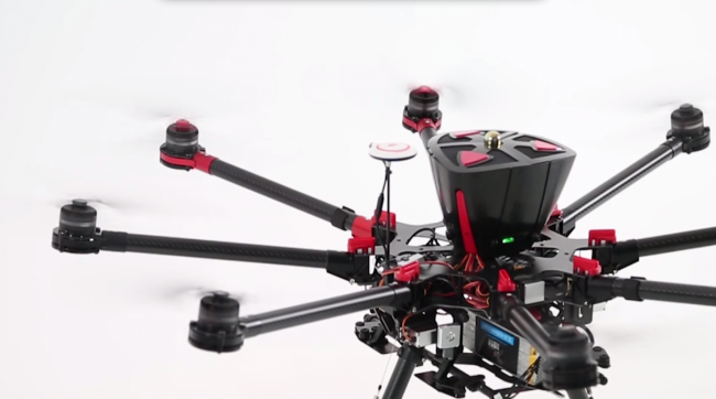 Los drones