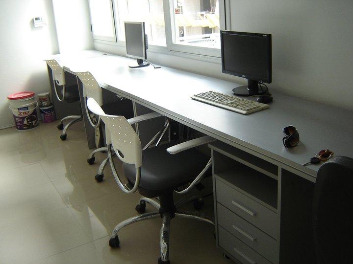 Amoblamiento integral para el hogar decoraci n de for Estilos de oficinas