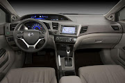 Fotos de autos: Honda Civic 2012 . honda civic interior