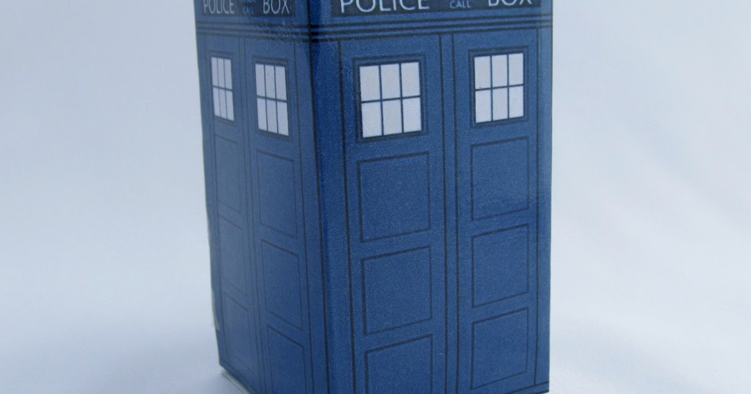 paper tardis For those of you who don't know what doctor who is, it's a science fiction television series about a being (the doctor) from gallifrey his world has been destroyed.