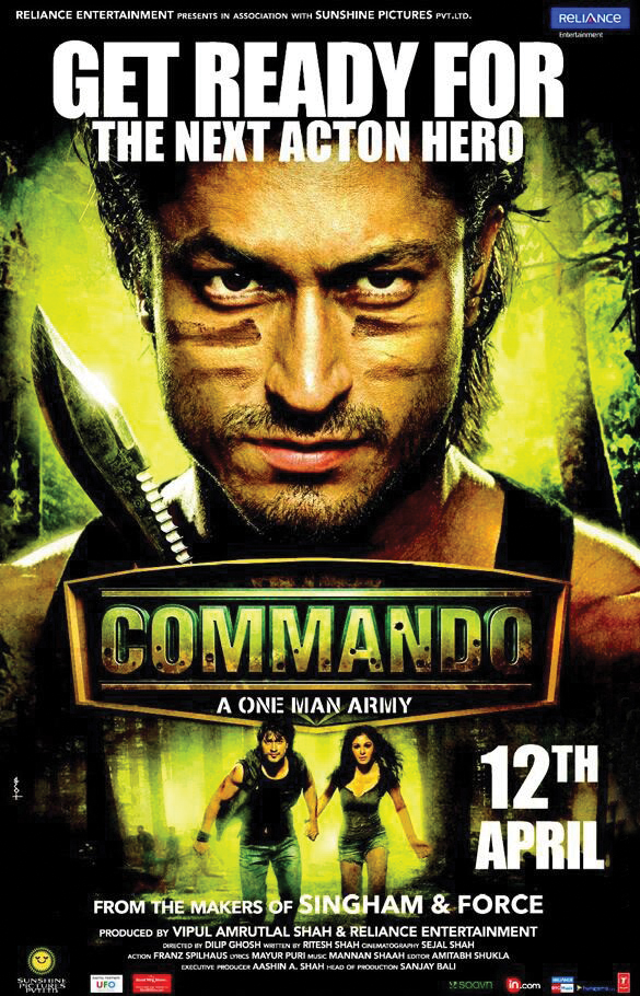 film Commando 2013