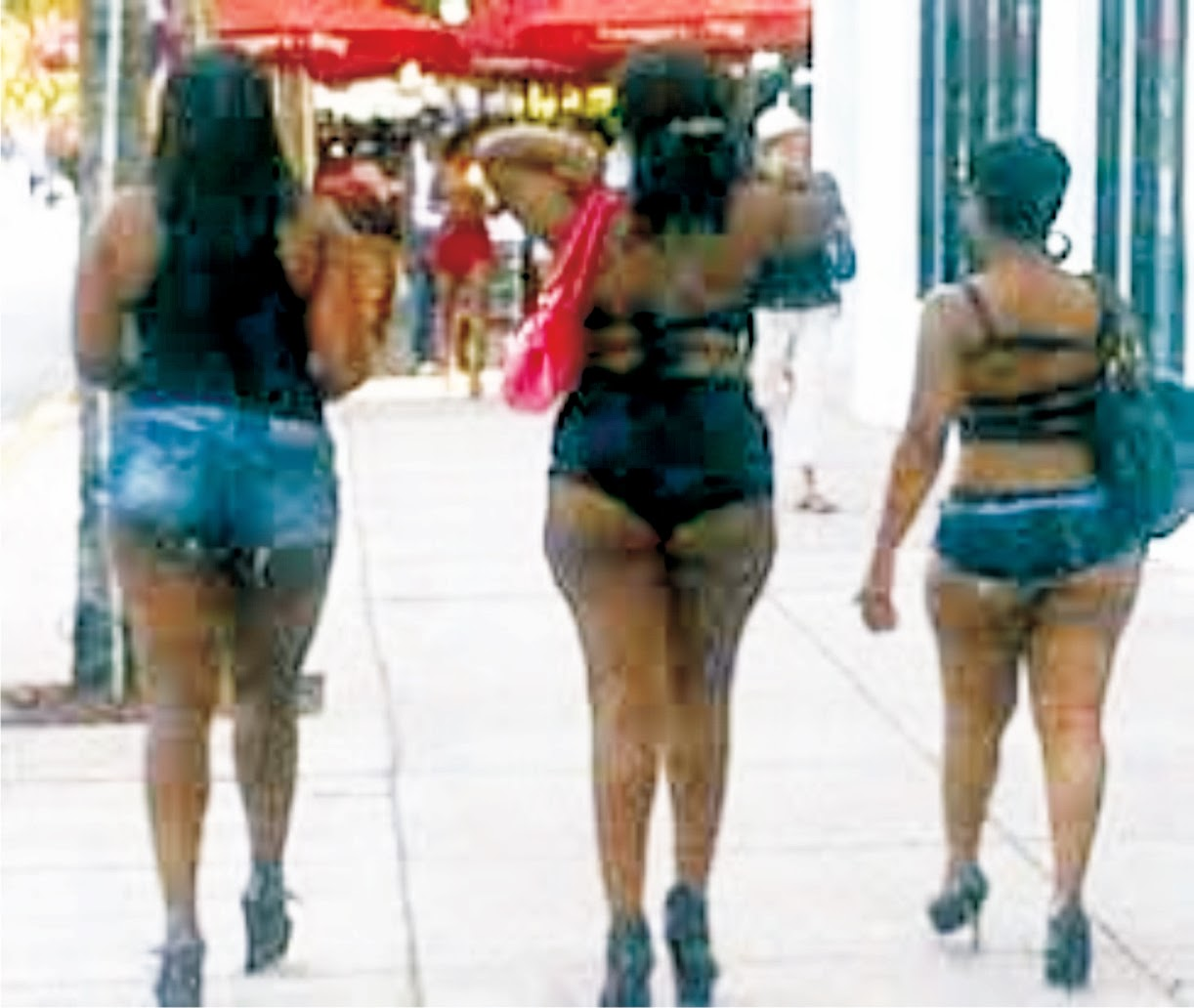 Indecent dressing among students in the University of Uyo