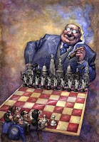 The Chess Game of Capital Controls