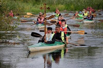 пародия православия