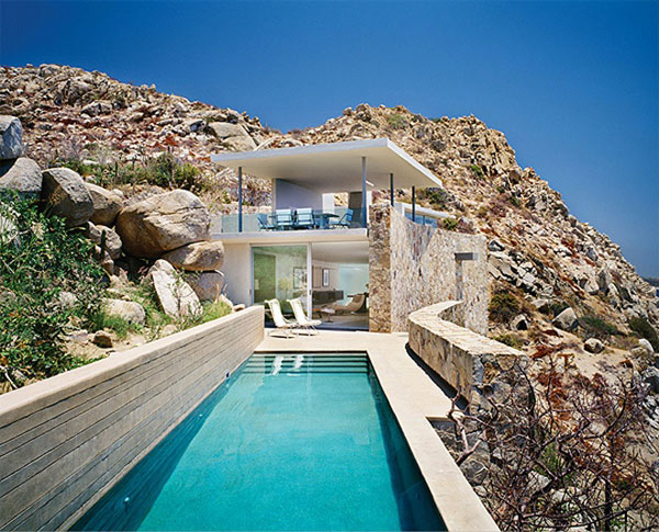 Luxury beach homes luxury oceanview house cabo san lucas for Beach house view
