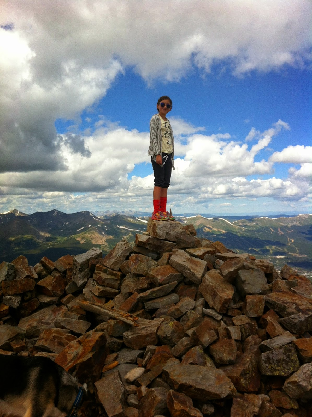 Bald Mountain, Breckenridge, Colorado