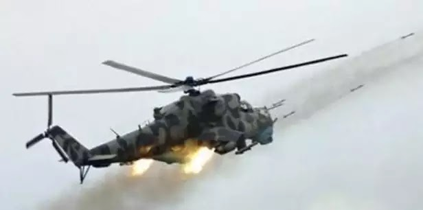 Κατερρίφθει στρατιωτικό ρωσικό ελικόπτερο από ισλαμιστές στη Συρία