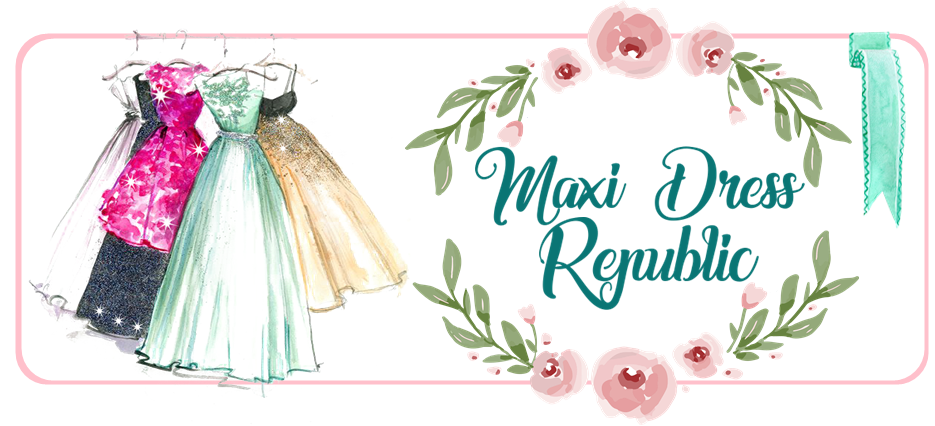 MAXI DRESS REPUBLIC