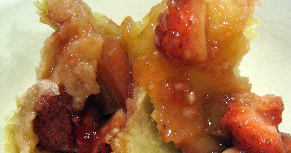Farm share stories: Strawberry Rhubarb Pie