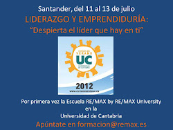 La Universidad de Cantabria y la Escuela RE/MAX by RE/MAX University
