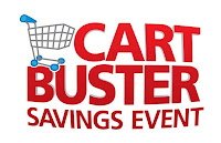 Kroger Cart Buster Savings!