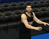 Euroleague 2K12 nba mod player 4