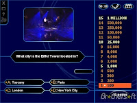 Who Wants to Be a Millionaire TV Game Show Sony Pictures Television | Who Wants to Be a Millionaire (U.S. game show)