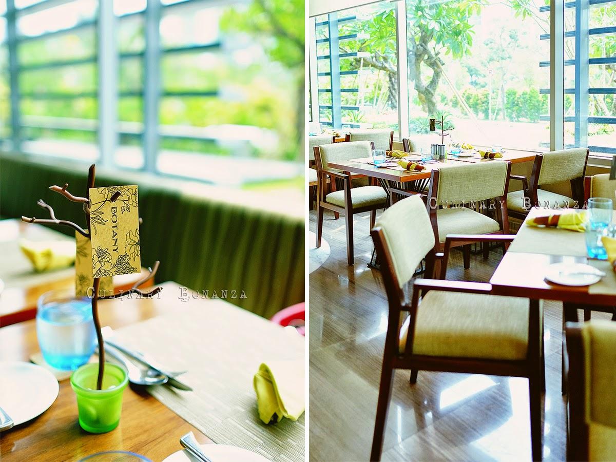 Botany Restaurant Holiday Inn Jakarta Kemayoran