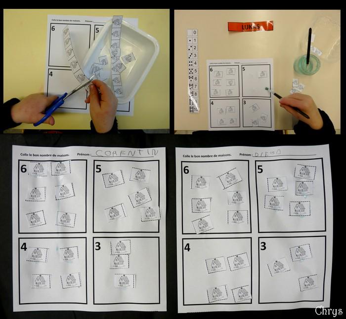 Le journal de chrys mon projet maison en maternelle for Le monde de la maison