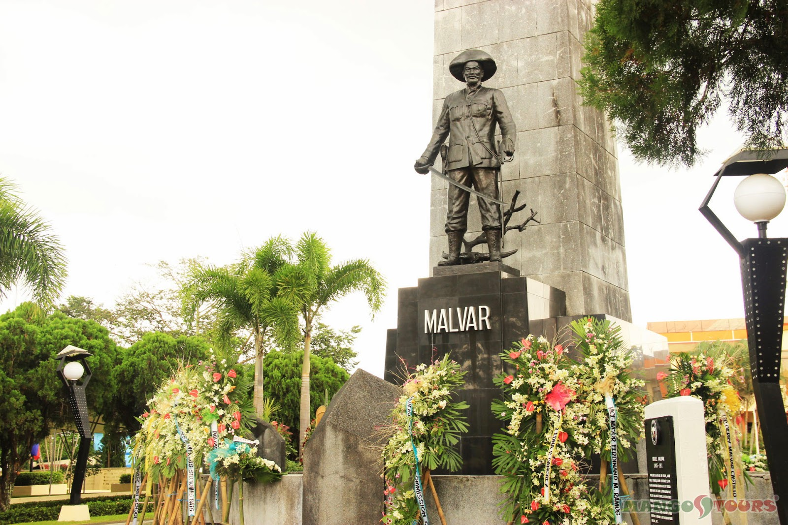 Mango Tours Microtel by Wyndham Sto. Tomas Batangas Millie's attractions Miguel Malvar Monument