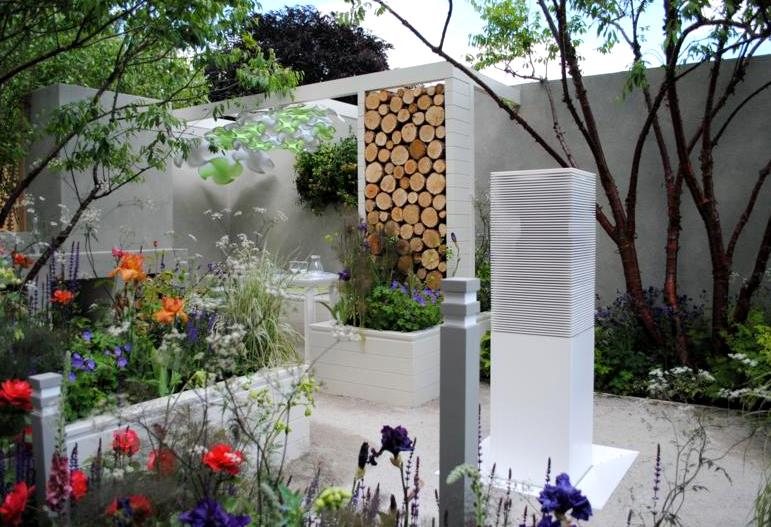 Chelsea flower show paisajismo como nunca has visto for Paisajismo jardines fotos