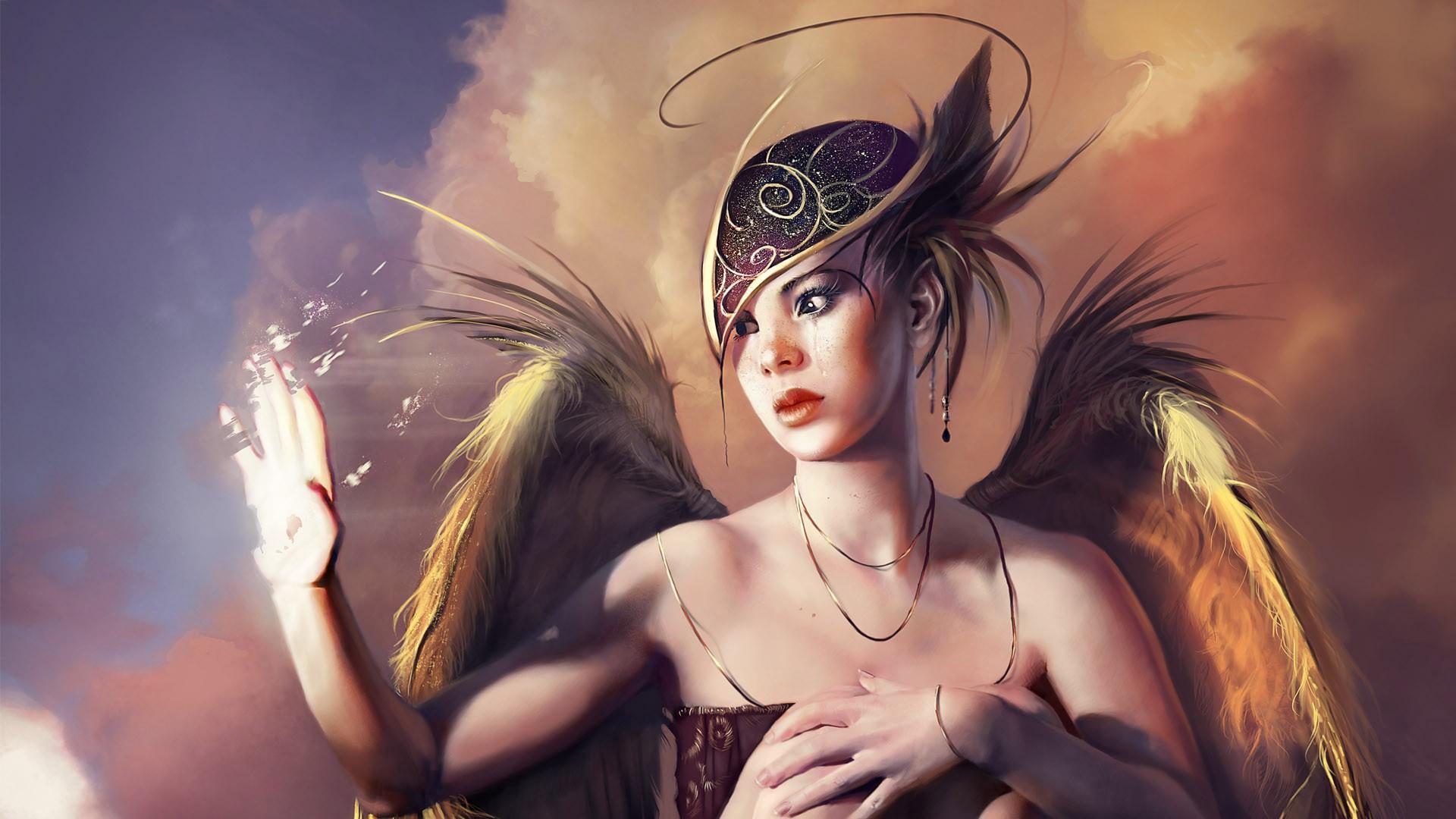 3d fantasy art fairies - photo #39