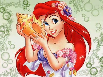 Princess Ariel HD Wallpapers