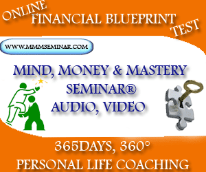 Mind Money Mastery Seminars Online
