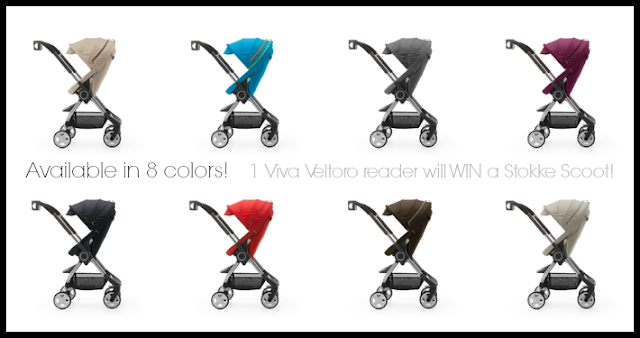 Stokke Scoot colors