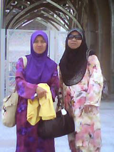 my mom and grandmother :)
