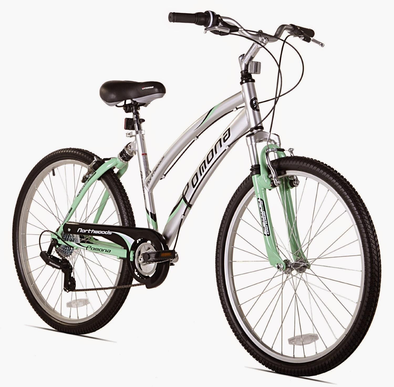 Exercise Bike Zone Northwoods Pomona Womens Cruiser
