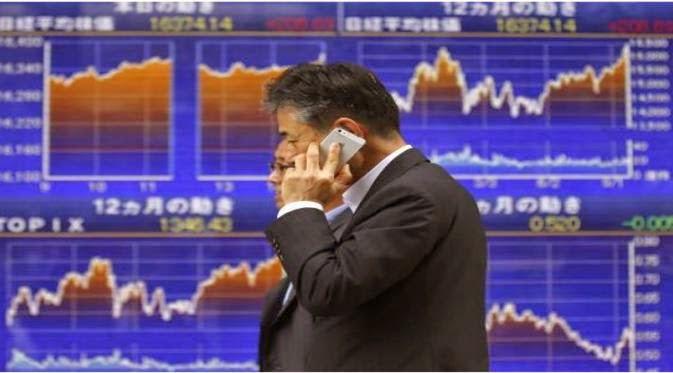 Bursa Asia Melemah, Saham Jepang Menurun