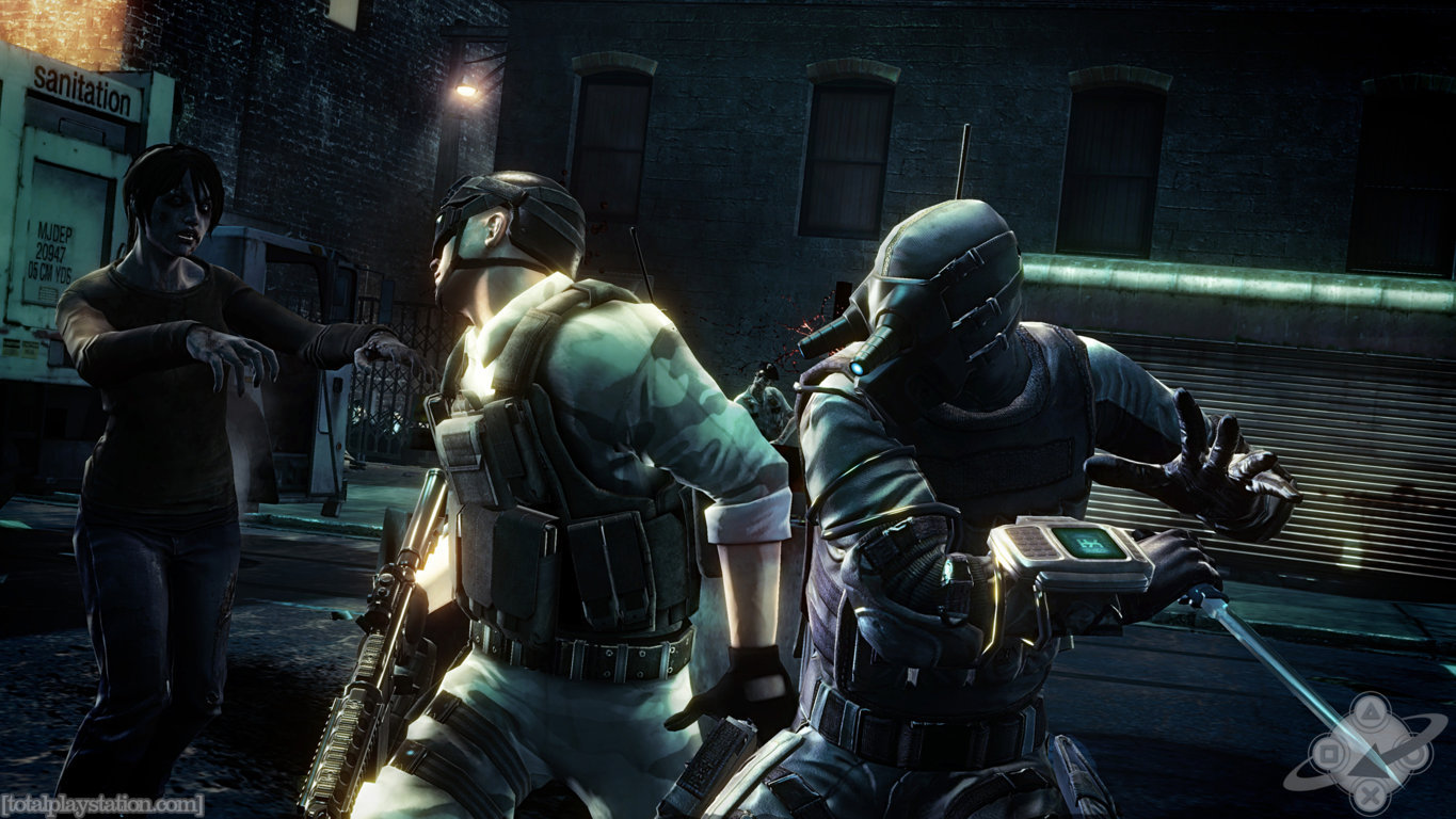 Free Download PC Game Resident Evil : Operation Raccoon City ( Full