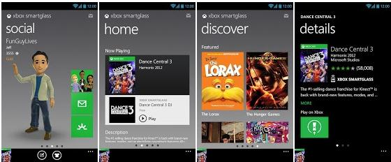 smartglass android feature